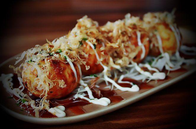 Takoyaki | たこ焼き