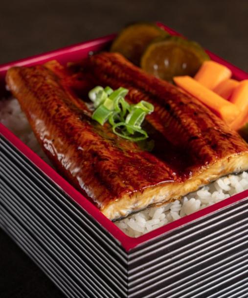 Unadon | 鰻丼